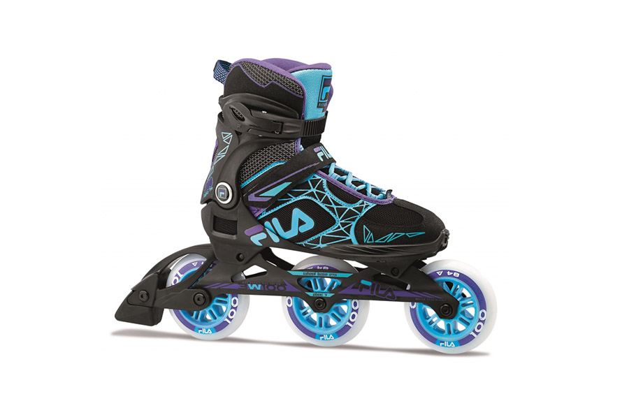 Dámske fitness kolieskové korčule Fila skates Argon 84 Lady