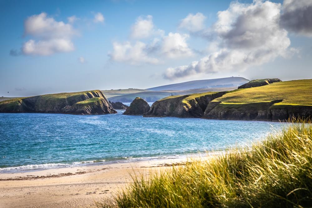 Shetlanské ostrovy nad Škótskom. EuroVelo 12. Foto: Shuttestock