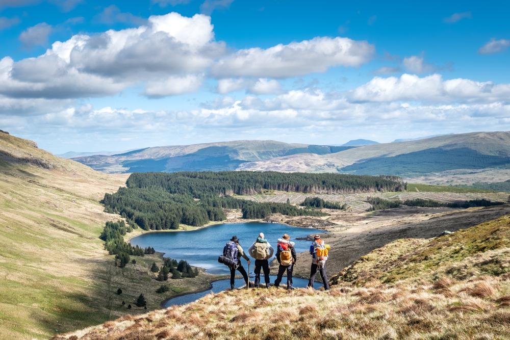Národný park Snowdonia vo Veľkej Británii. Foto: Shutterstock