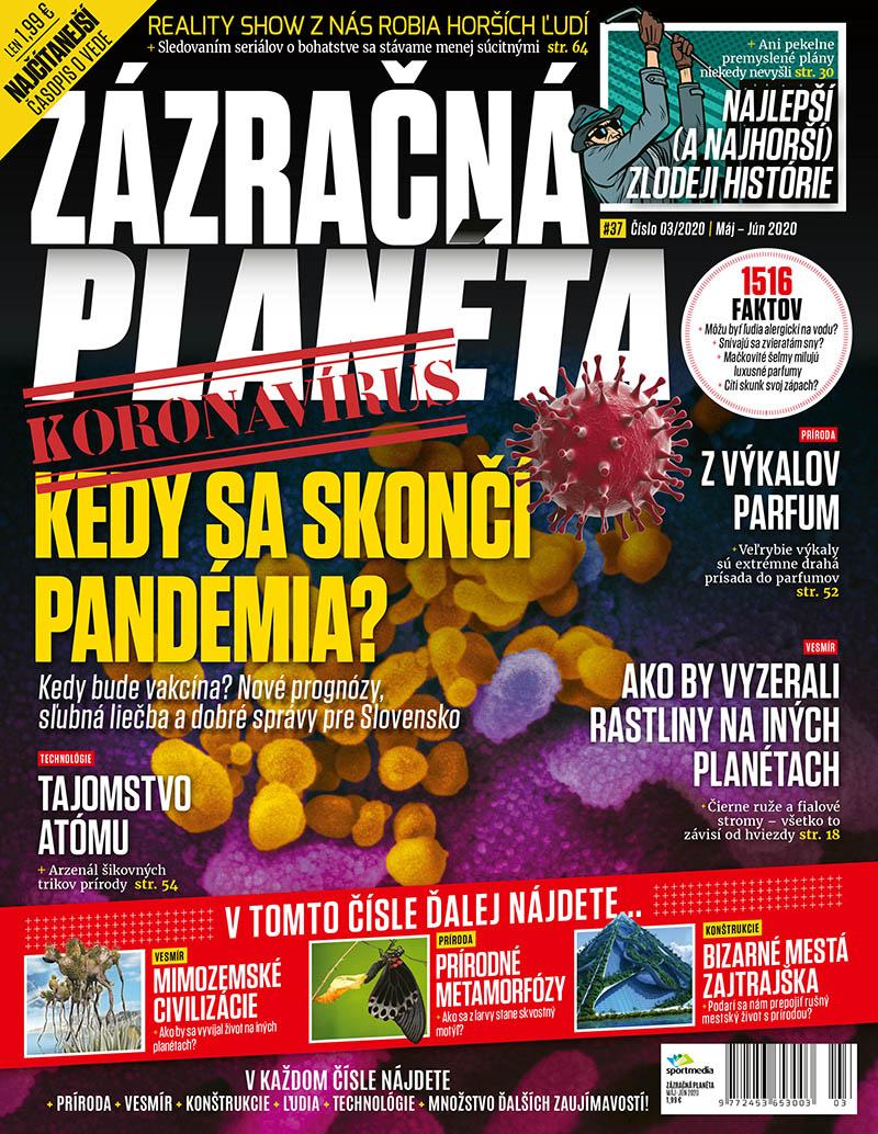 Zázračná planéta 3/2020