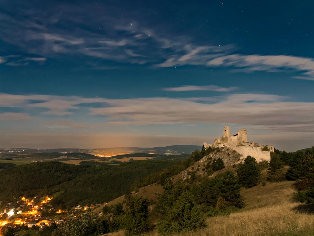 Čachtice. Foto: Shutterstock