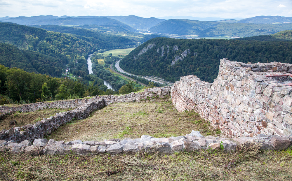 Pustý hrad. Foto: Shutterstock