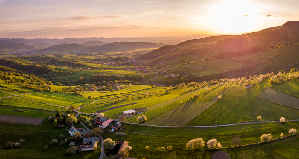 Slovensko. Foto: Shutterstock