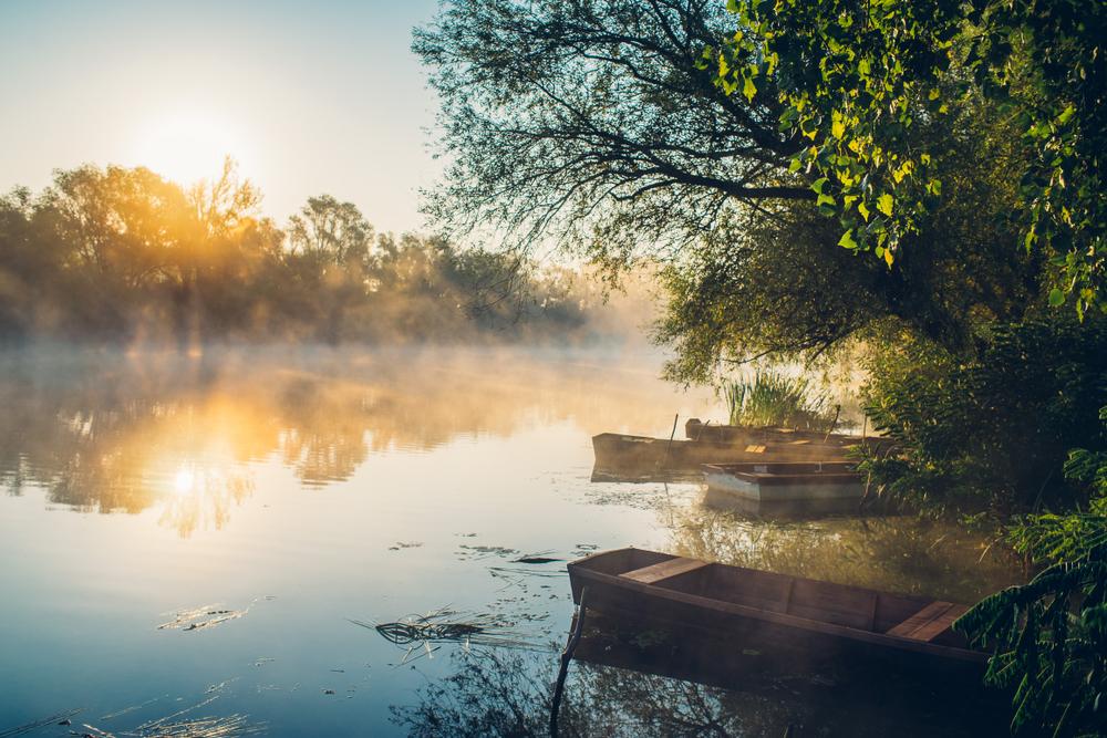 Rieka Bodrog. Foto: Shutterstock
