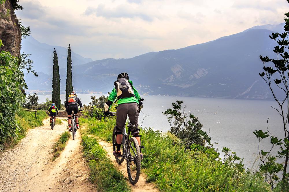 Talianske jazerá. Foto: Shutterstock
