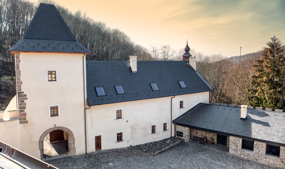Vígľašský zámok. Foto: Shutterstock