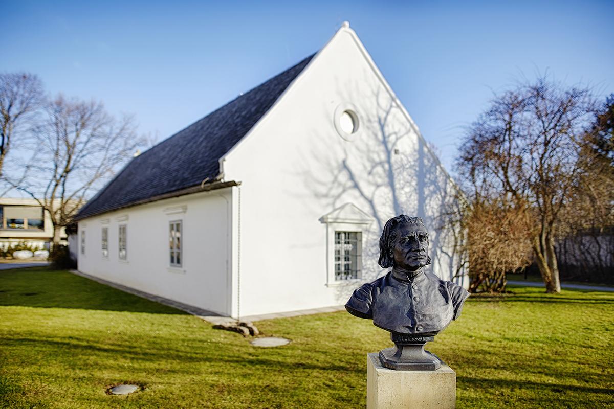 Rodný dom Franza Liszta. Foto: ©Craig Dillon
