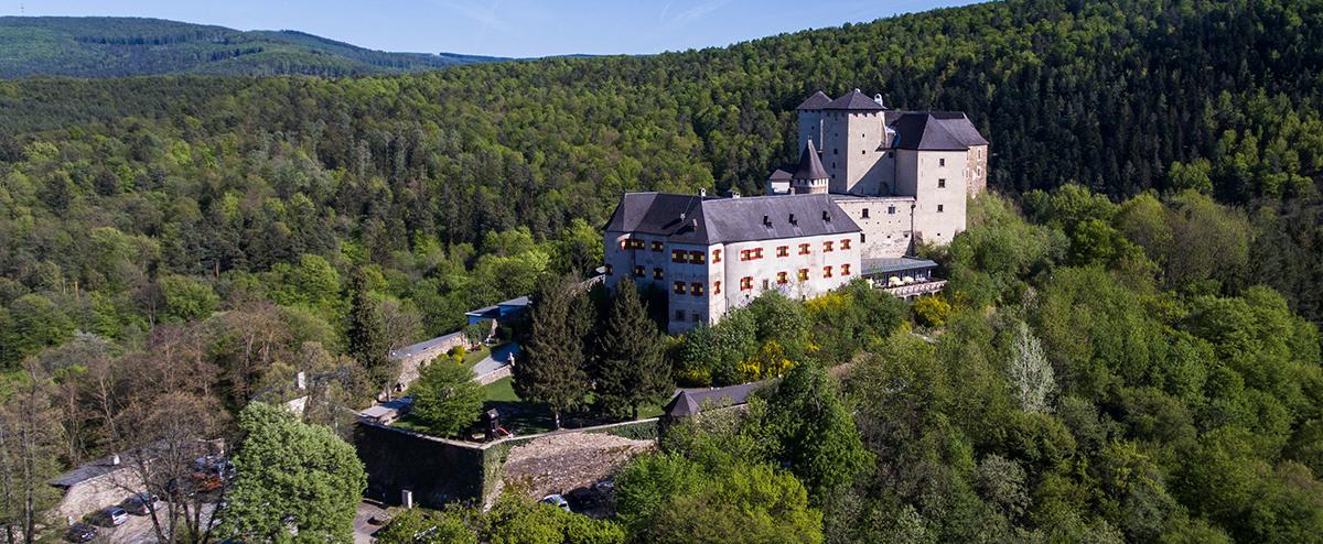 Foto: (c)Burg Lockenhaus