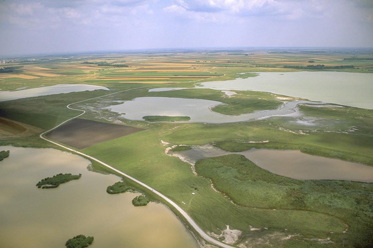 Vysychajúce vodné plochy
