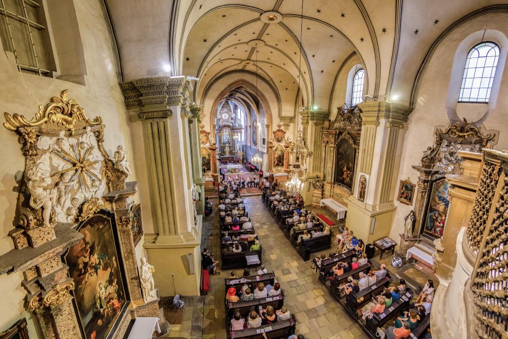 Bratislava, Františkánsky kostol. Foto: Shutterstock