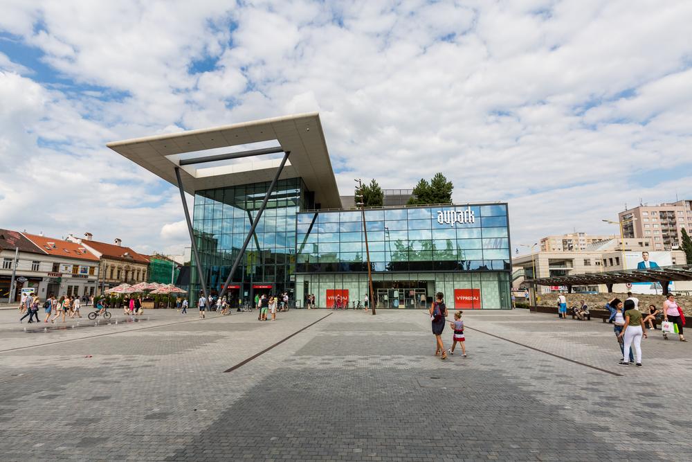 Bratislava, Aupark. Foto: Shutterstock