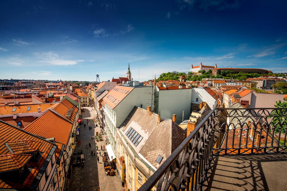 Bratislava, Staré mesto. Foto: Shutterstock