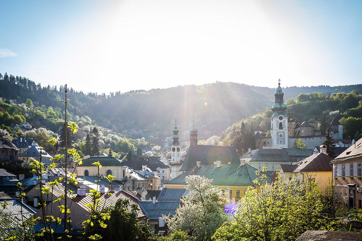 Banská Štiavnica. Foto: Miro Pochyba