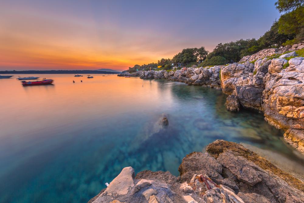 Chorvátsky ostrov Cres. Foto: Shutterstock