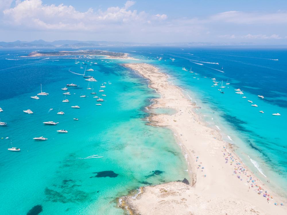 Španielsky ostrov Formentera. Foto: Shutterstock