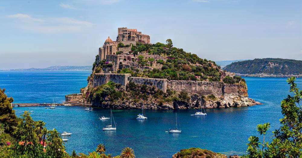 Taliansky ostrov Ischia. Foto: Shutterstock