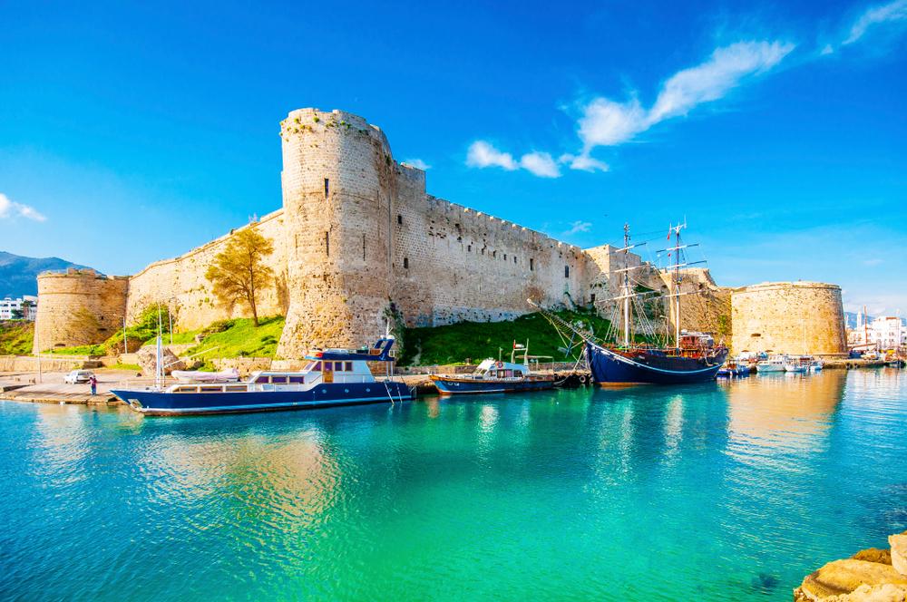 Grécko-turecký ostrov Cyprus. Foto: Shutterstock