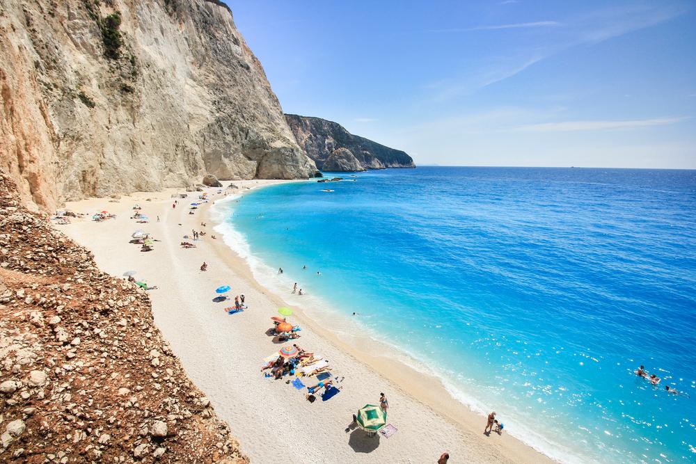 Grécky ostrov Lefkada. Foto: Shutterstock