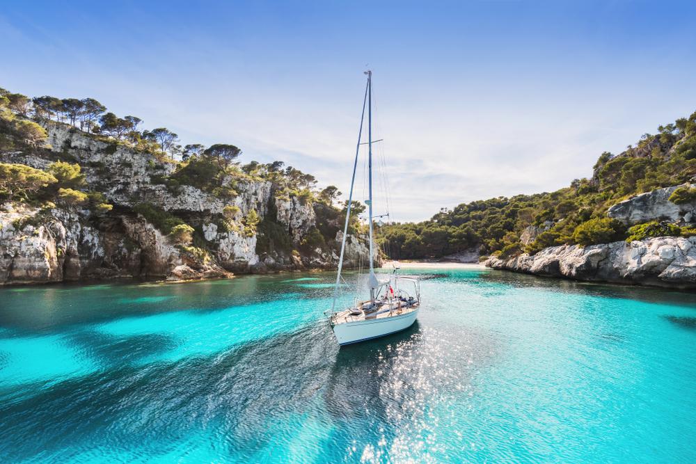 Španielsky ostrov Menorca. Foto: Shutterstock