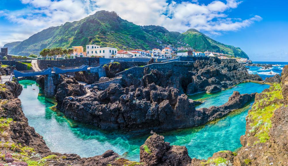 Portugalský ostrov Madeira. Foto: Shutterstock
