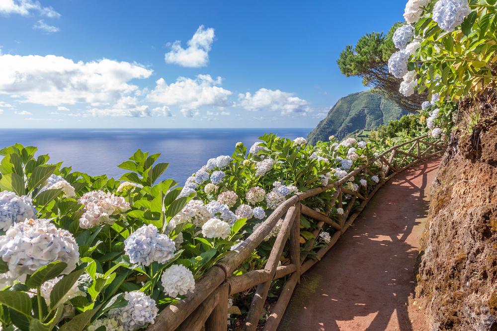 Portugalské ostrovy Azory. Foto: Shutterstock