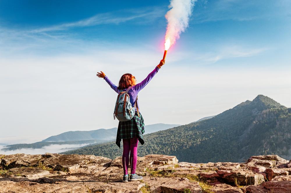 Chodíte do hôr? Vďaka novej aplikácii horskej záchrannej služby vás nájdu, ak by ste sa nevracali z túry. Foto: Shutterstock