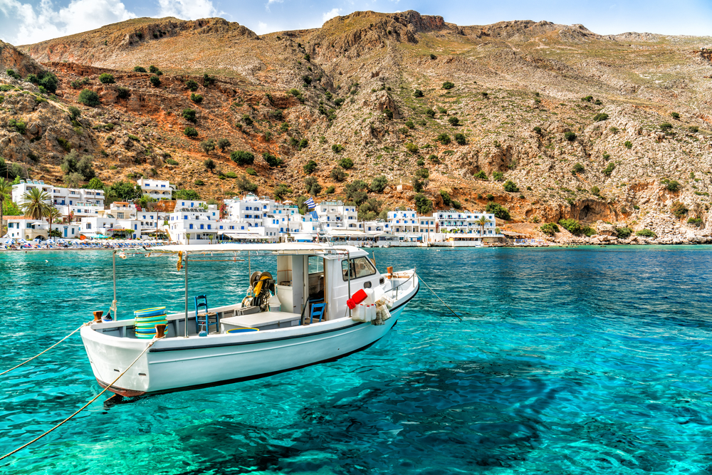 Grécky ostrov Kréta. Foto: Shutterstock