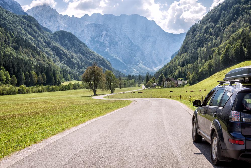Cestovanie Slovensko. Foto: Shutterstock