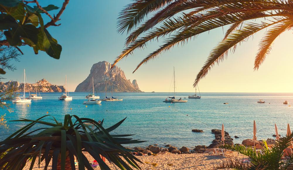 Španielsky ostrov Ibiza. Foto: Shutterstock