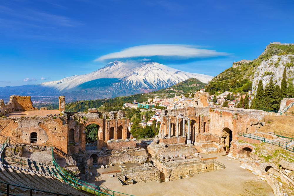 Taliansky ostrov Sicília. Foto: Shutterstock