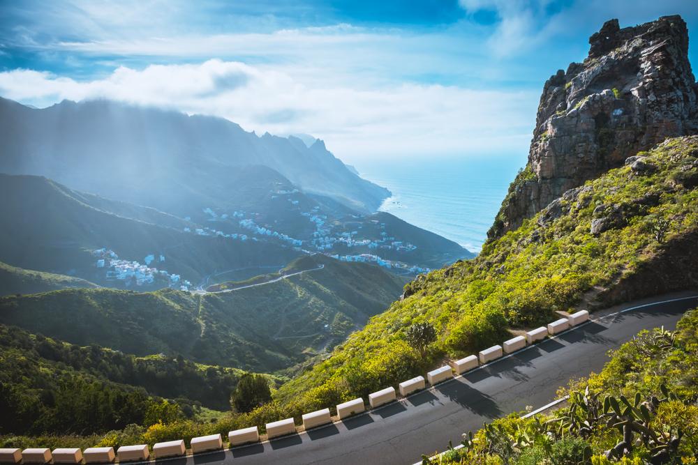 Španielsky ostrov Tenerife. Foto: Shutterstock