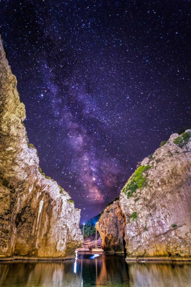 Chorvátsky ostrov Vis. Foto: Shutterstock