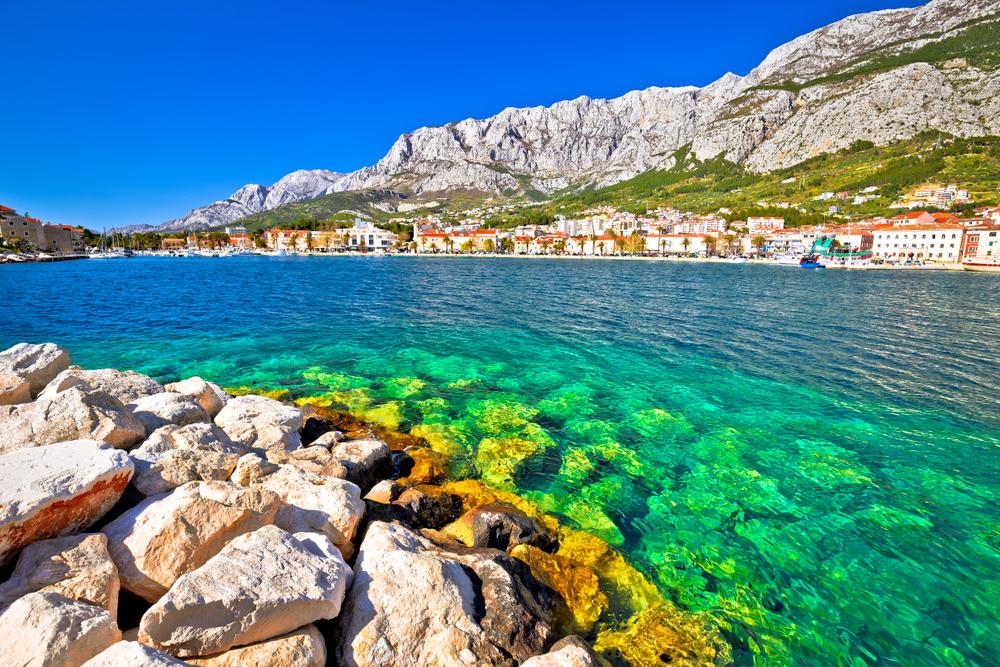 Makarska, Biokovo, Chorvátsko. Foto: Shutterstock