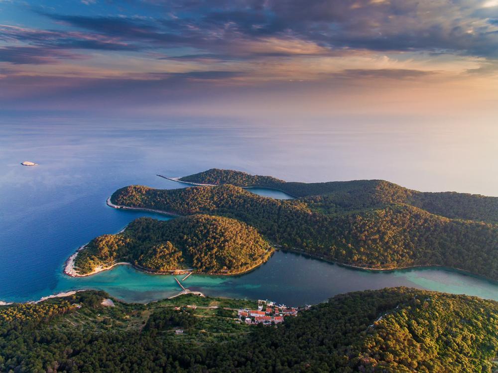 Mljet, Chorvátsko. Foto: Shutterstock