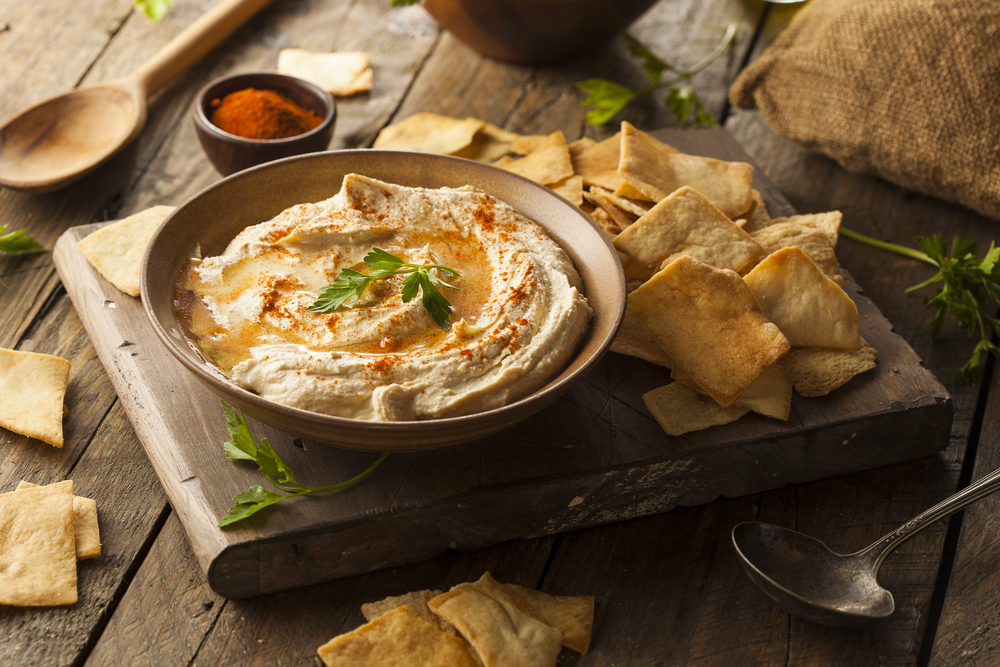 Hummus. Foto: Shutterstock