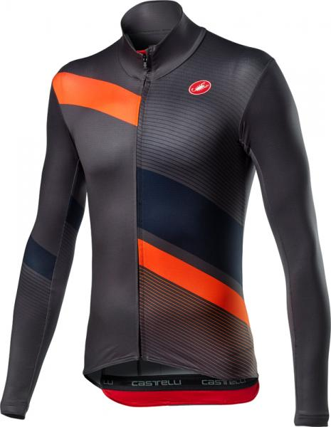 Pánsky cyklistický dres do chladného počasia