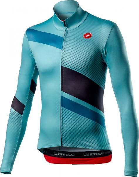 Dámsky cyklistický dres do chladného počasia