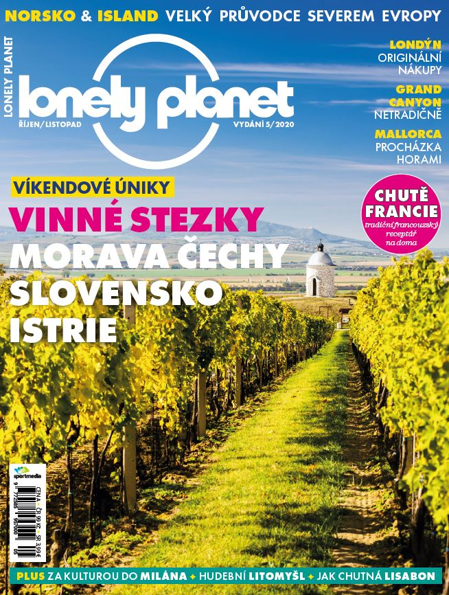 Lonely Planet 5/2020