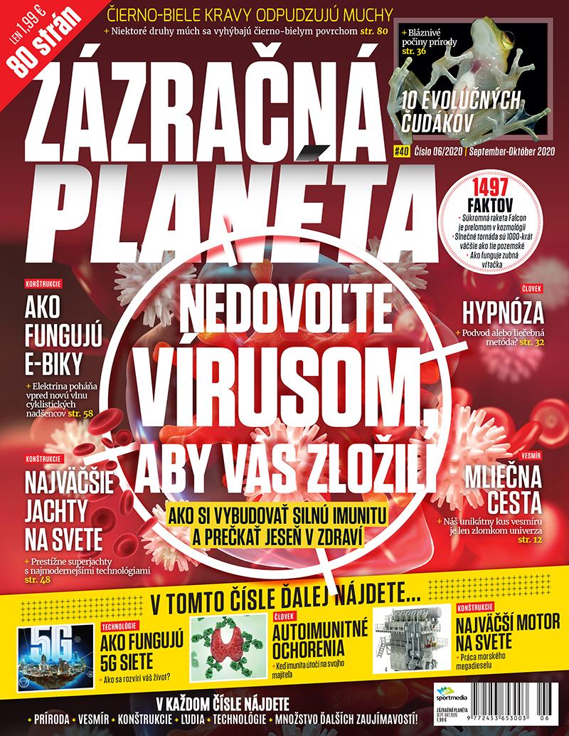 Zázračná planéta 6/2020