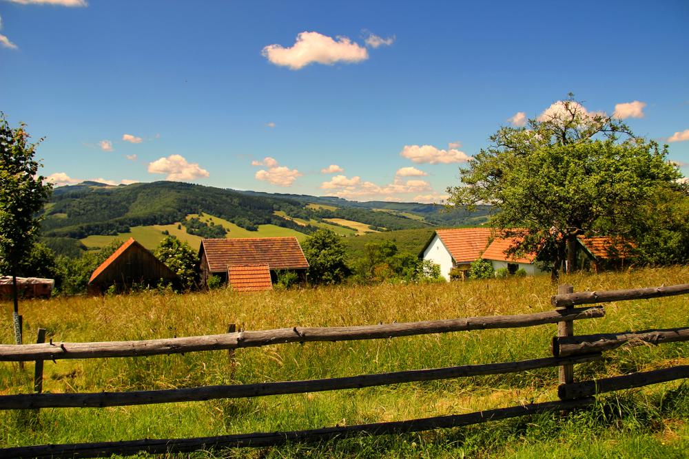 Žítková. Foto: Shutterstock