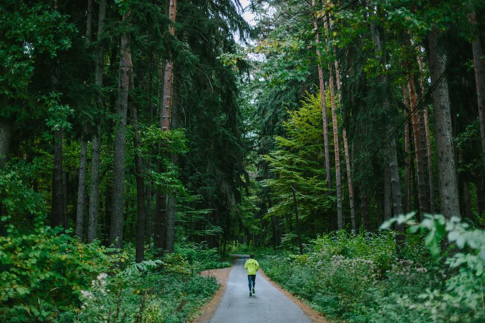 Behajte tak veľa, ako môžete, ale vyhnite sa pretrénovaniu. Foto: Shutterstock
