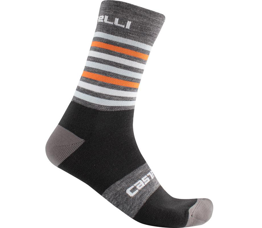Teplé cyklistické ponožky