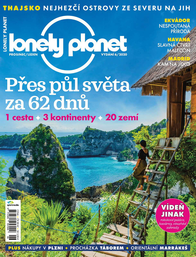 Lonely planet 06/2020