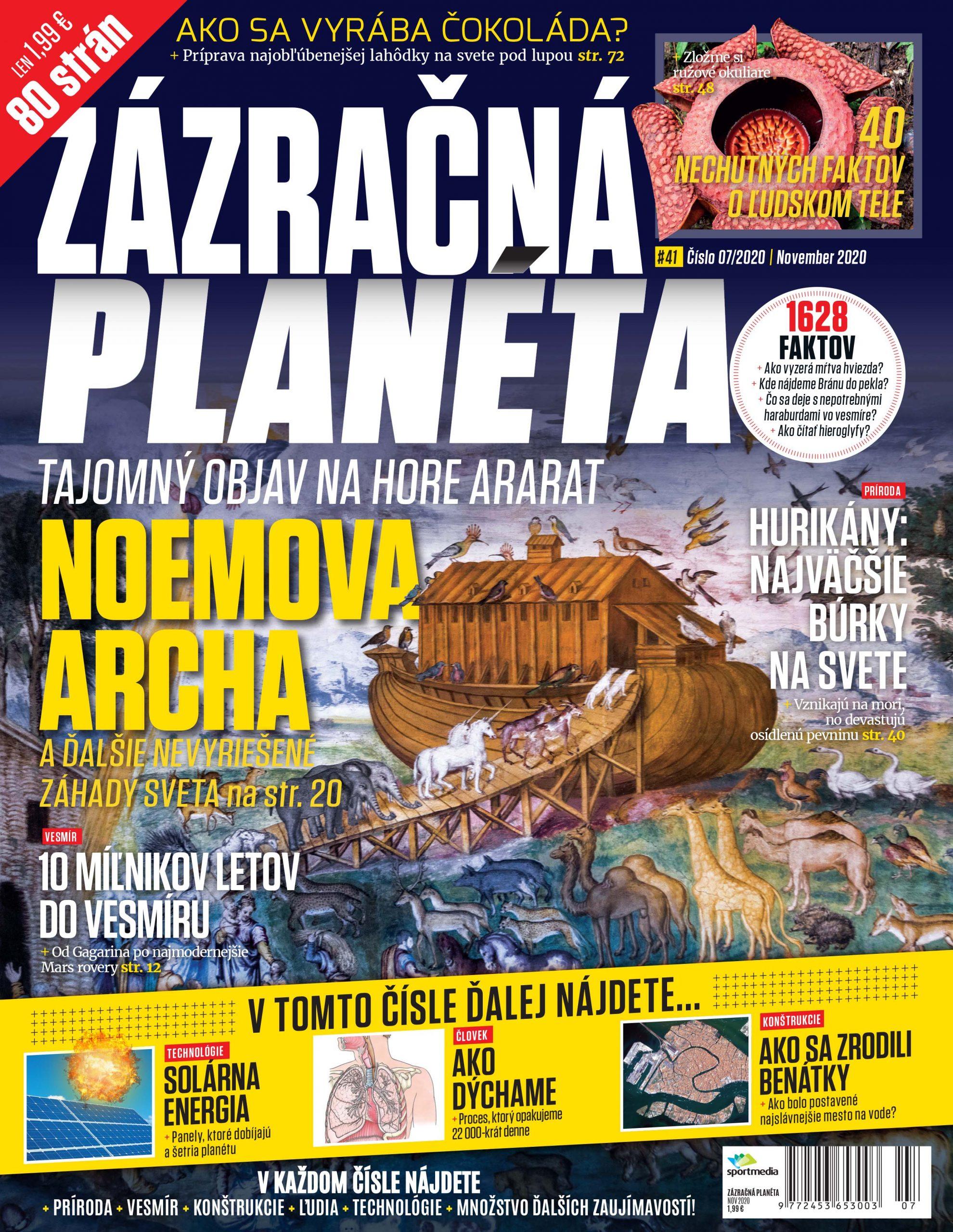 Zázračná planéta 7/2020