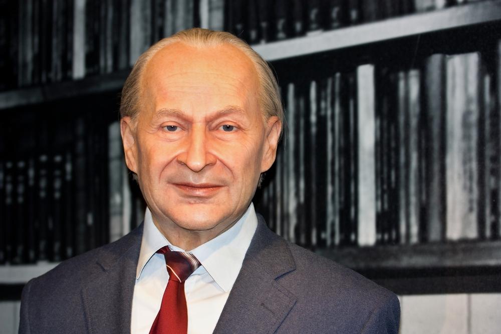 Alexander Dubček. Foto: Shutterstock