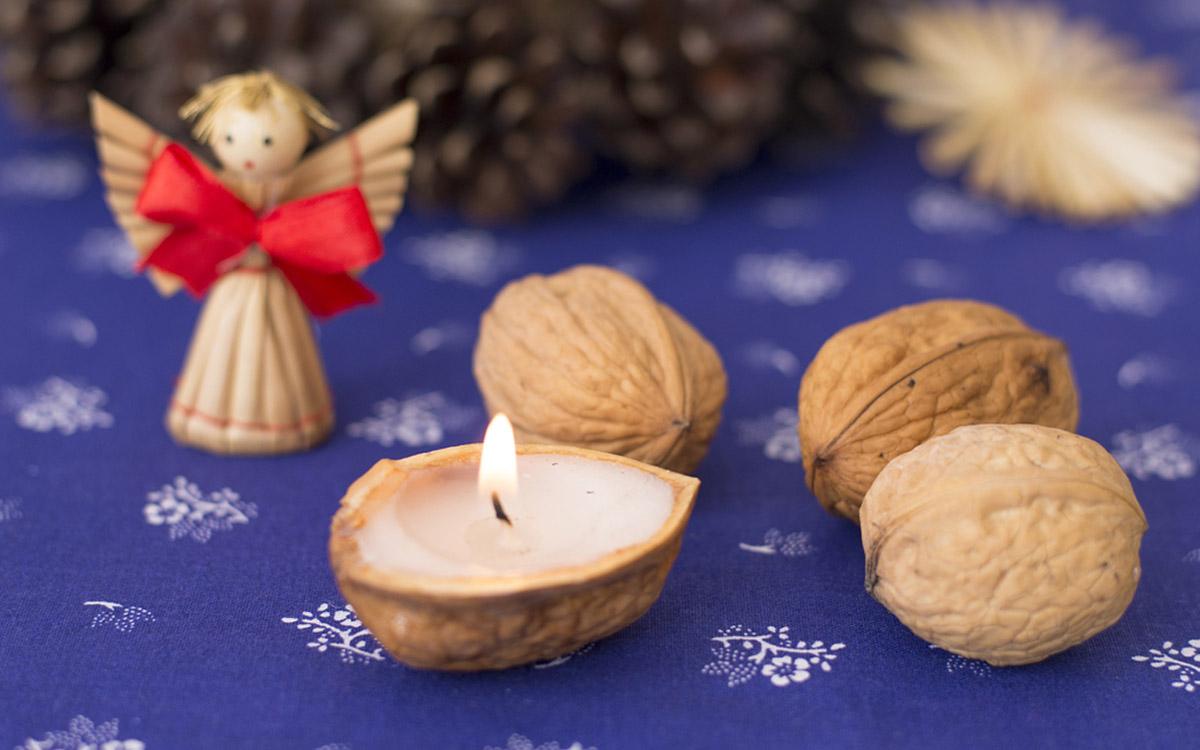 Tradičné vianočné orechy