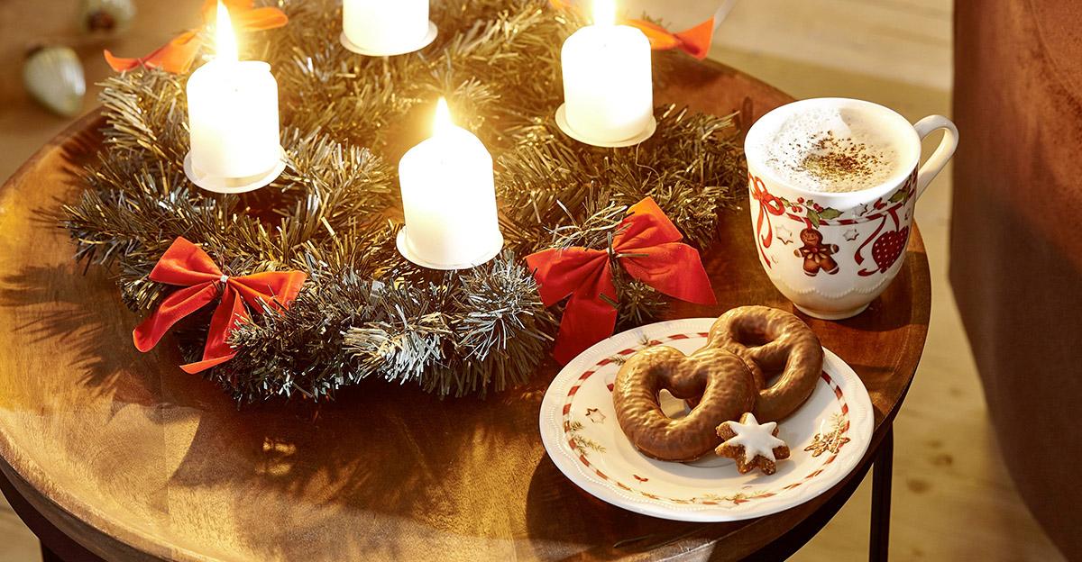 Vianočná pohoda v teple domova