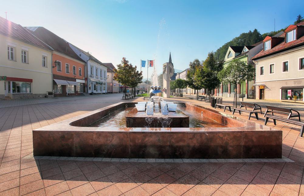 Dolný Kubín, Orava. Foto: Shutterstock