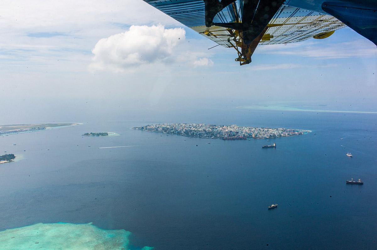 Maldivy. Foto: Luboš Fellner