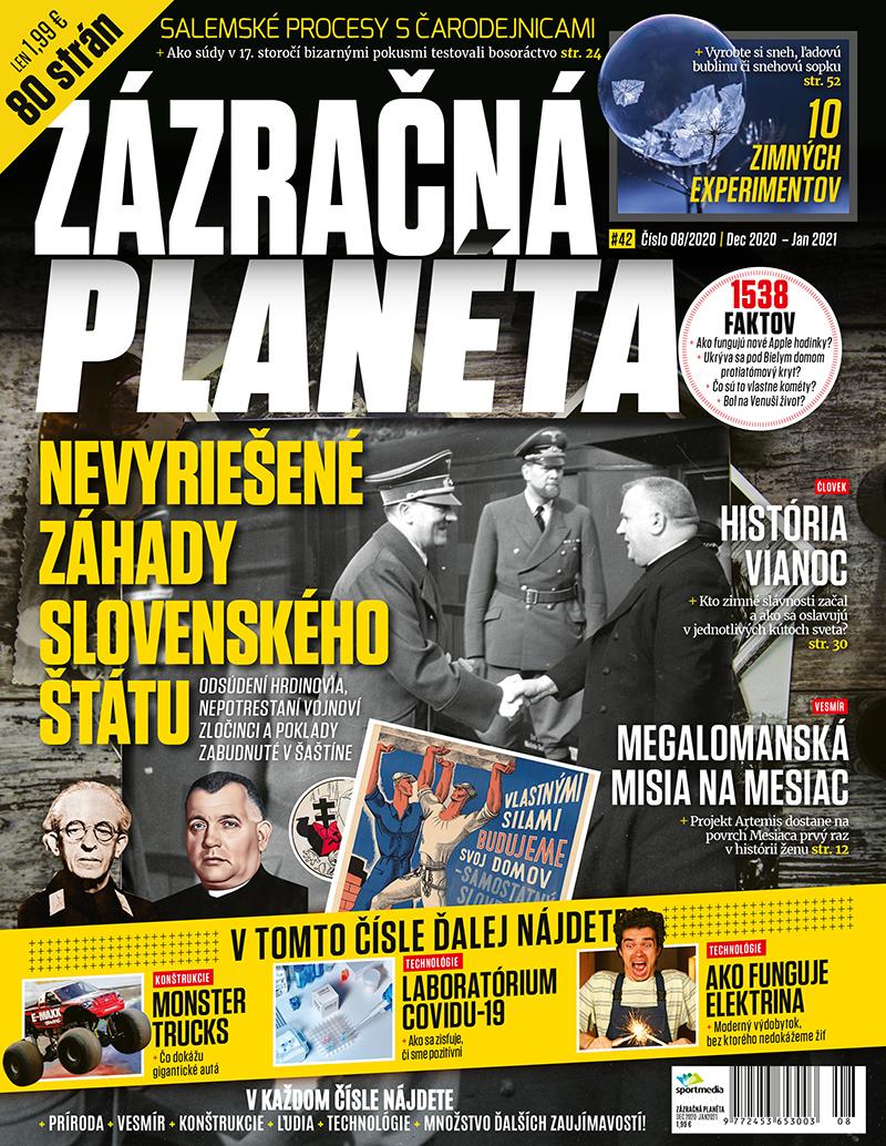 Zázračná planéta 8/2020